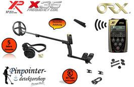 XP ORX X35 22 WSA (Komplettset)