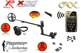 XP ORX X35 22 WSA Komplett-Set