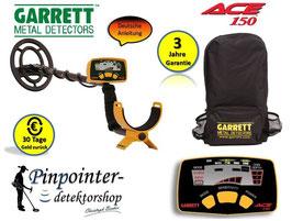 Garrett ACE 150  Metalldetektor