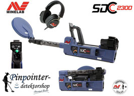 Minelab SDC 2300 Metalldetektor