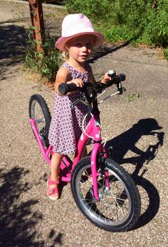 Kinderroller Kostka Street Kid, eine neue Rollergeneration für die Kinder