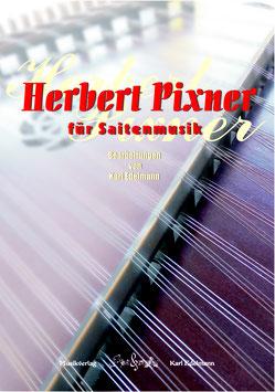 Notenheft inkl. 5 Einzelstimmen für Saitenmusik