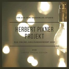 Herbert Pixner Projekt | Live aus dem gnadenlosStudio | DVD