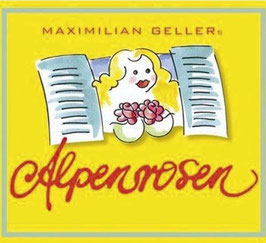 Maximilian Gellers Alpenrosen (Digipack)