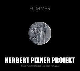 "Herbert Pixner Projekt ""SUMMER"" im Digipack"