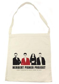 Tragetasche | Herbert Pixner Projekt (mit Bandfoto-Aufdruck)