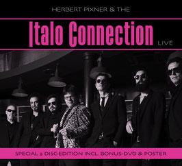 Herbert Pixner & The Italo Connection  | LIVE (2-CD & DVD)