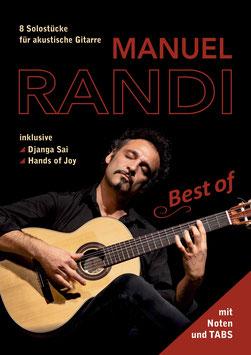 Manuel Randi | Notenheft (Best of)