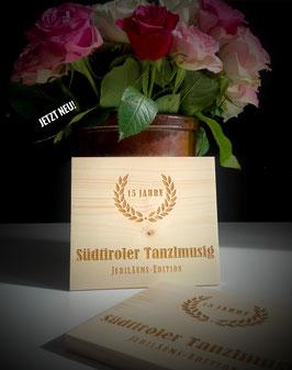 Südtiroler Tanzlmusig | 15 Jahre | Jubiläums-Edition