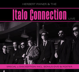 Herbert Pixner & The Italo Connection  | LIVE (2-CD & DVD)