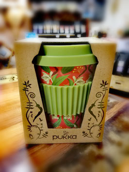 Pukka Coffee to Go Becher grün