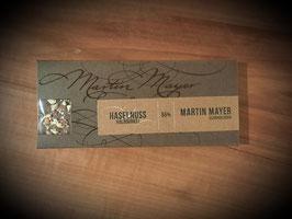 Martin Mayer Haselnuss Halbdunkel Schokolade 70g