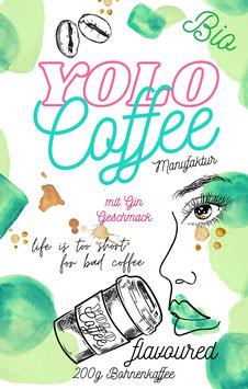 NEU: YOLO COFFEE flavoured GIN