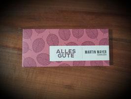 Martin Mayer Alles Liebe Schokolade 70g