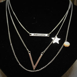 "Ketting ""Awesome"""