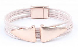 "Armband ""Double Triangle"""
