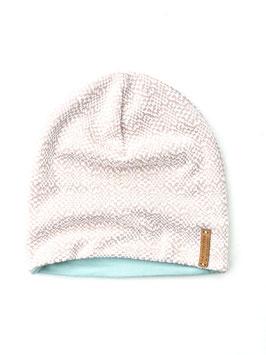 beanie - rosa/mint