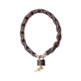 Chain Lock schwarz
