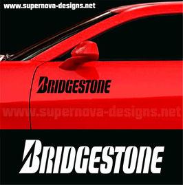 Bridgestone Aufkleber