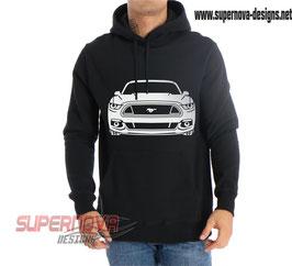 Ford Mustang 2017 Hoodie