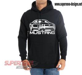 Ford Mustang 2005 Hoodie