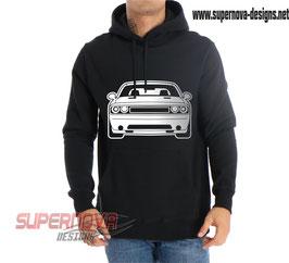 Dodge Challenger Hoodie