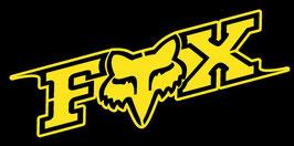 Fox New Aufkleber