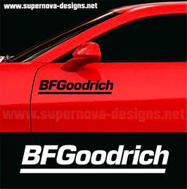 BF Goodrich Aufkleber