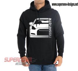 Nissan GTR Hoodie