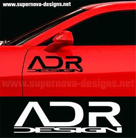 ADR Aufkleber