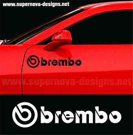 Brembo Aufkleber