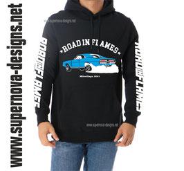 Roadinflames T-shirt 69er Charger