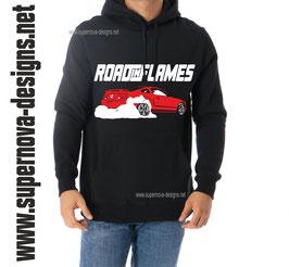 Roadinflames T-shirt Mustang