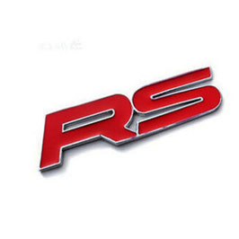 Ford RS Metall Sticker