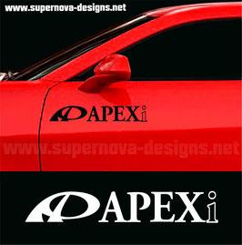 Apex i Racing Aufkleber