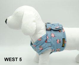 Bestellnummer : WEST 5 / XS