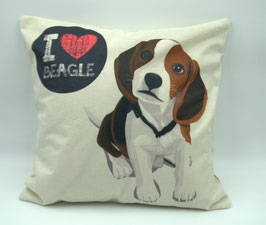 Polster Beagle