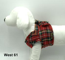 Bestellnummer : West 61 / XXS