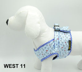Bestellnummer : WEST 11 / XXS