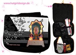 Glaube - hatgirl.de Badtasche, Schminktasche, Waschtasche, Reisetasche,  Kulturtasche