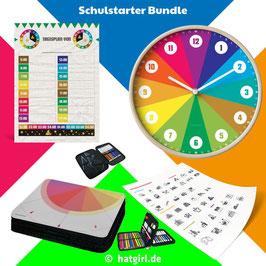 Schulstarter - StarterKit (Bundle) L-26 von hatgirldesign.de