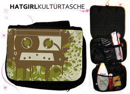 Star MC - hatgirl.de Badtasche, Schminktasche, Waschtasche, Reisetasche,  Kulturtasche