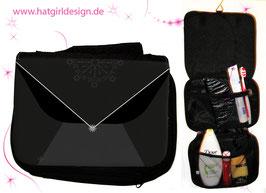 Schneekönigin - hatgirl.de Badtasche, Schminktasche, Waschtasche, Reisetasche,  Kulturtasche