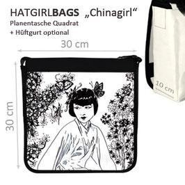 """""""Chinagirl"""" Planentasche von hatgirlBAGS in verschiedenen Größen"""