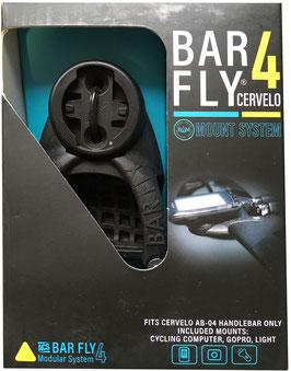 BarFly 4 Cervélo Mount Universalhalter für Cervélo Aerobar