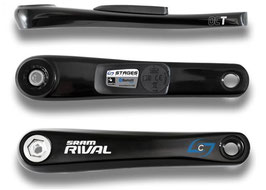 Stages Power Meter SRAM Rival