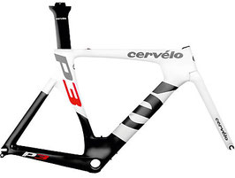 "Cervélo P3 ""NEW"" Rahmenset"
