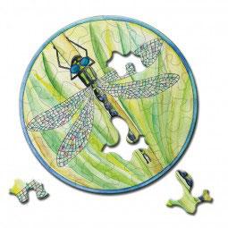 Curiosi - KNIFF nature - Libelle