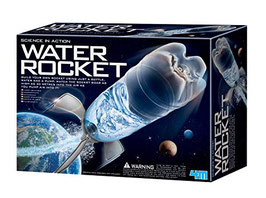 Science in action - Water Rocket