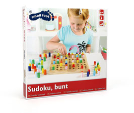 small foot - Sudoku, bunt
